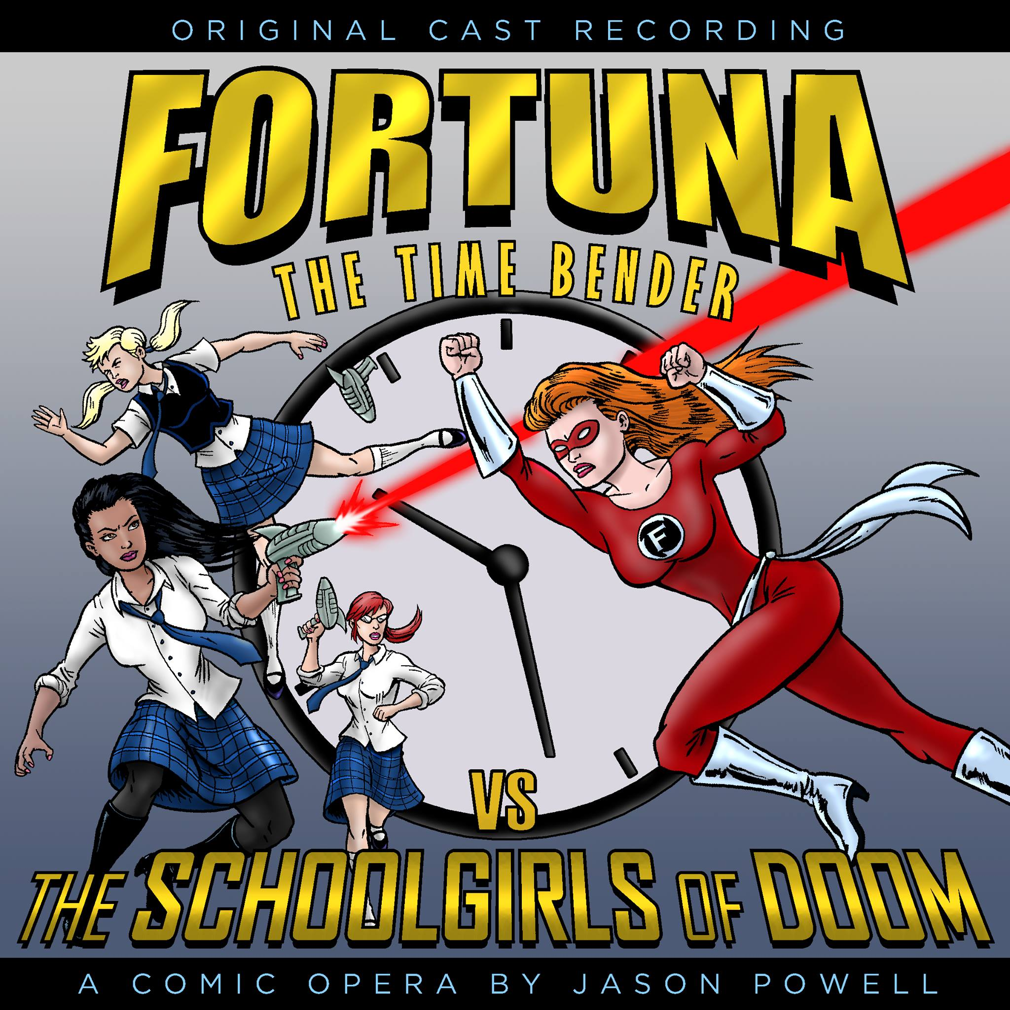 Fortuna the Timebender vs. The School Girls of Doom